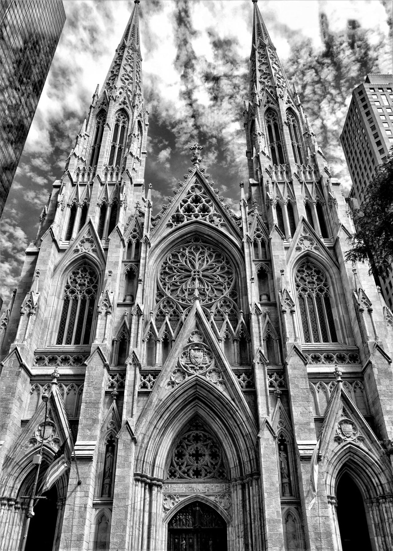 St. Patrick's Cathedral - Benedetto Marino
