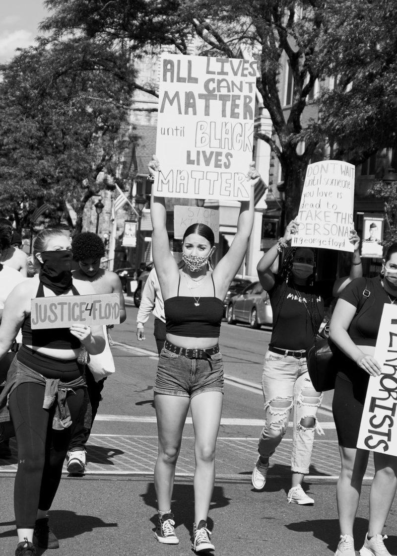 Black Lives Matter - Marino