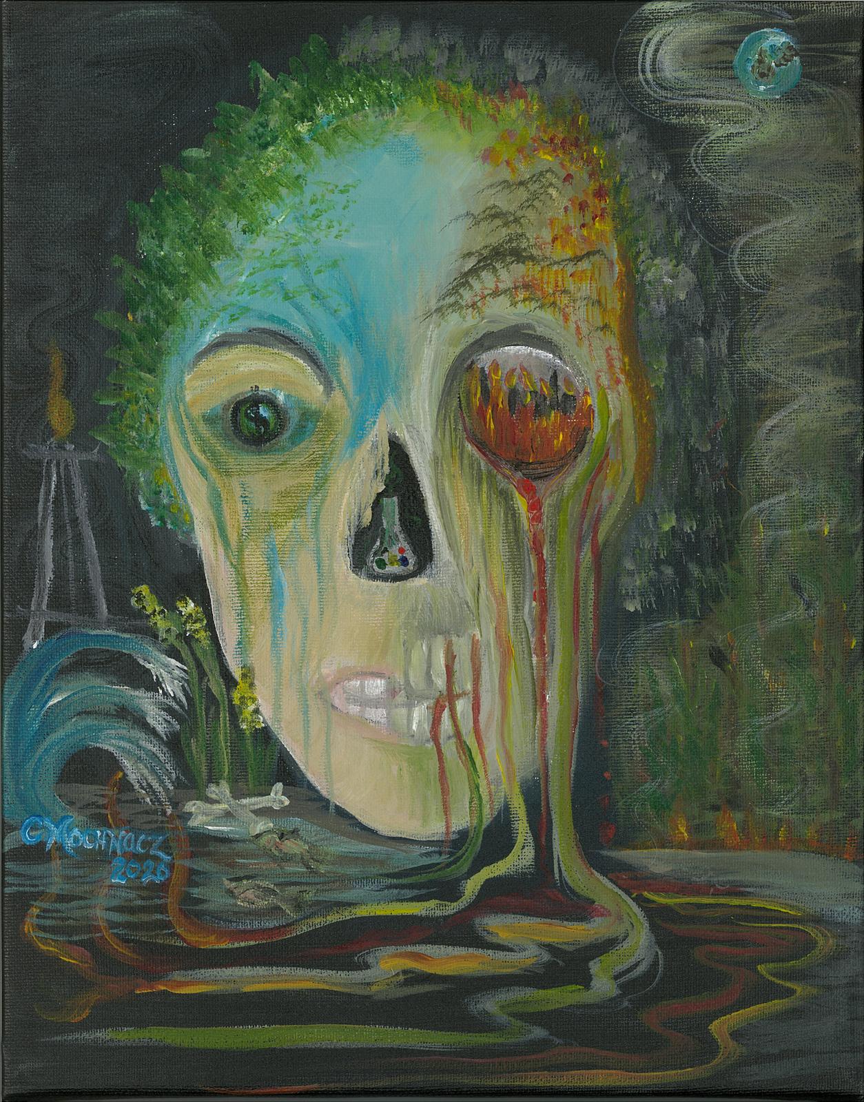 L'Abus de la Mere (Abuse of the Mother) - Carol Nettleton