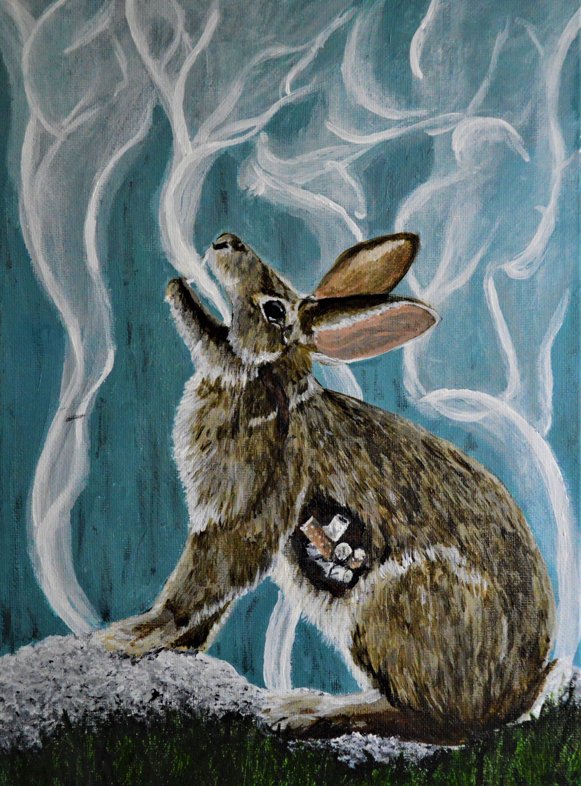 Smoked Out - Deanna Hoffner
