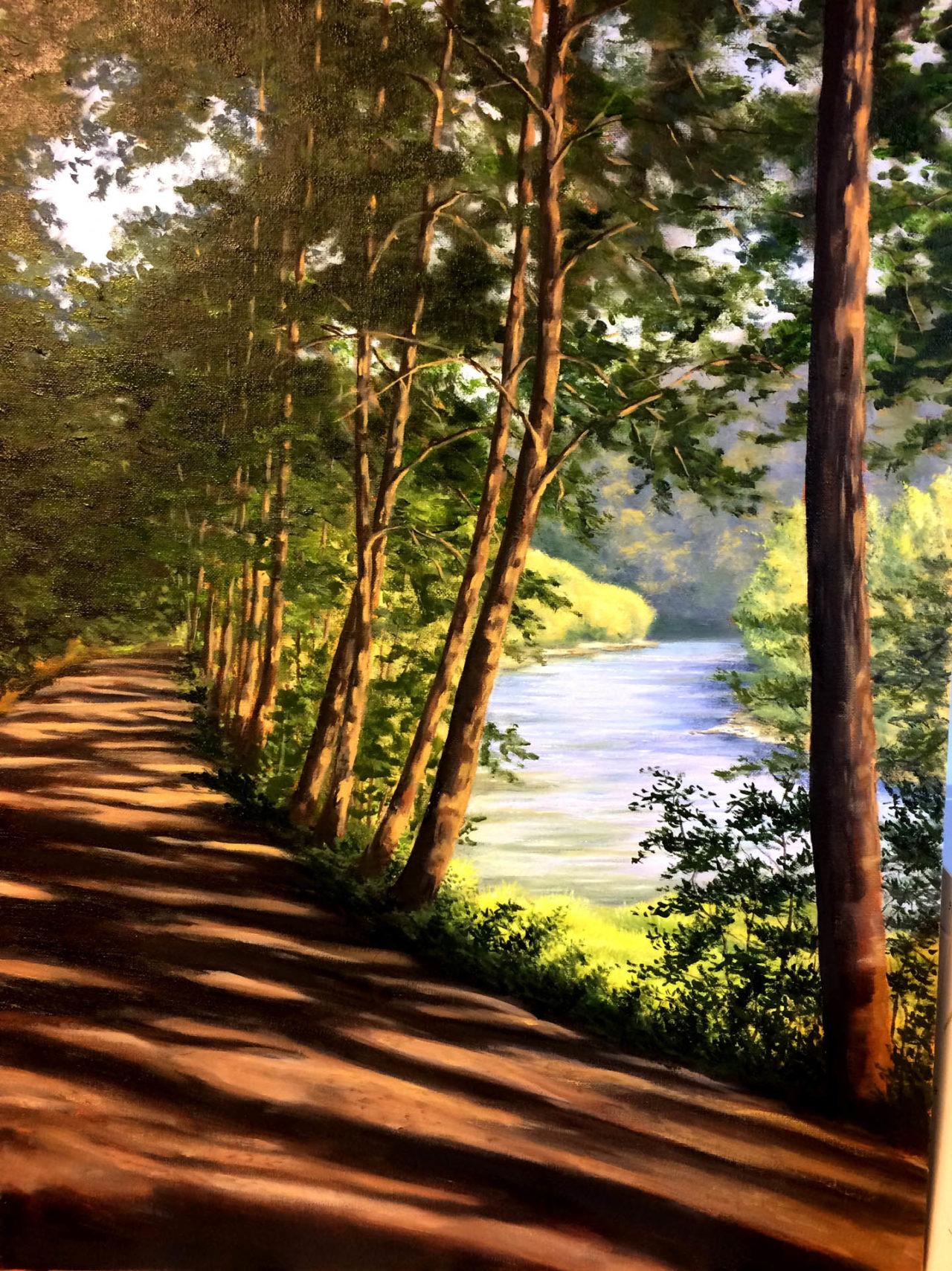 Along Pine Creek - Don Baylor
