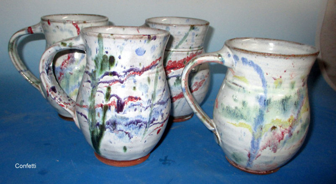 Groundhog-Blues-Pottery-Mugs