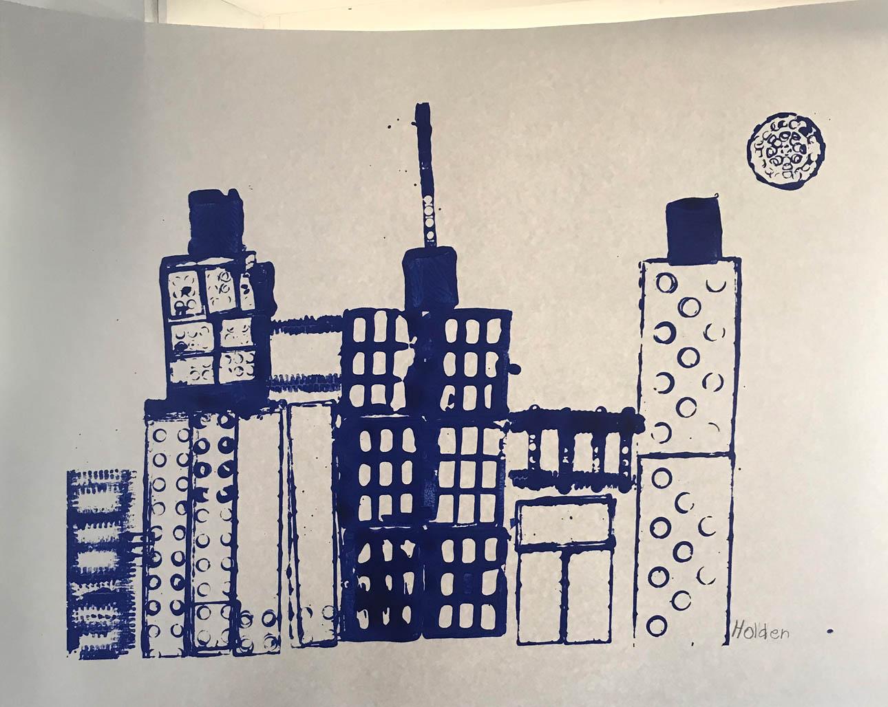 City of Sky Scrapers