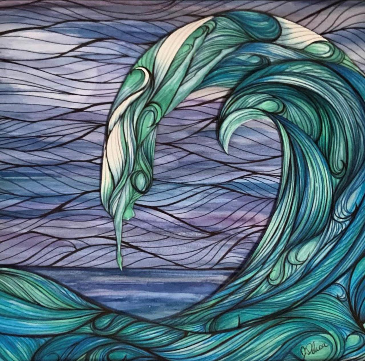 Goddess of Oceans - Jillian DeLuca