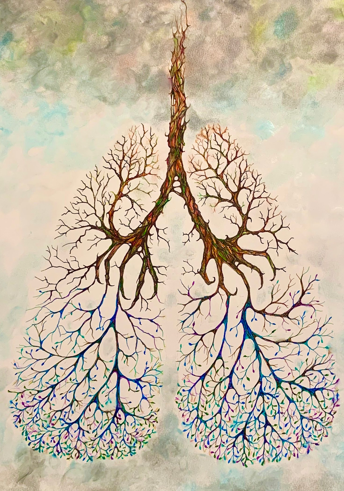 A Breath of Fresh Air - Jillian DeLuca