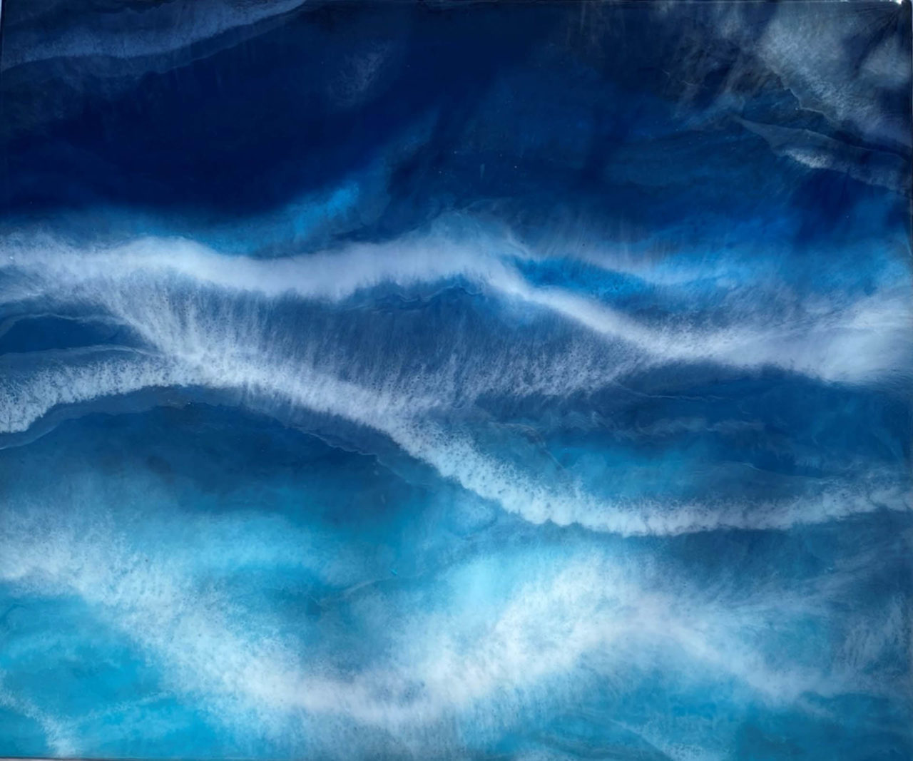 Deep Ocean - Jennifer L. Zuccaro