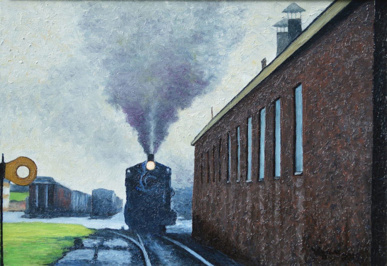 Strasburg Train - Keith Vogrin