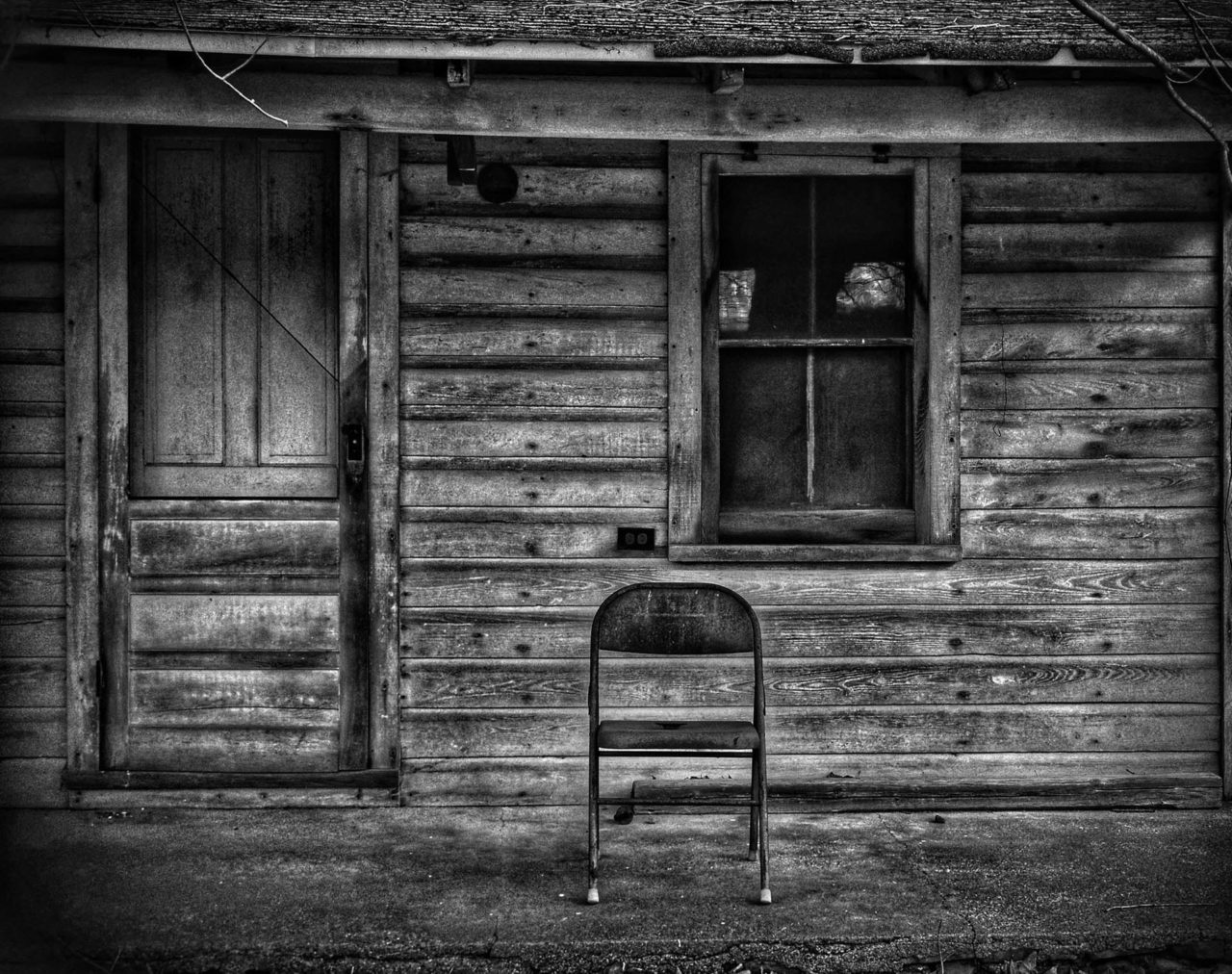 The Empty Chair - Lois Silver Zini