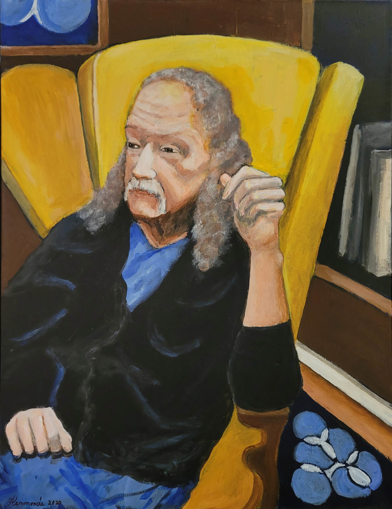 John Wirth - Marcia Flammonde