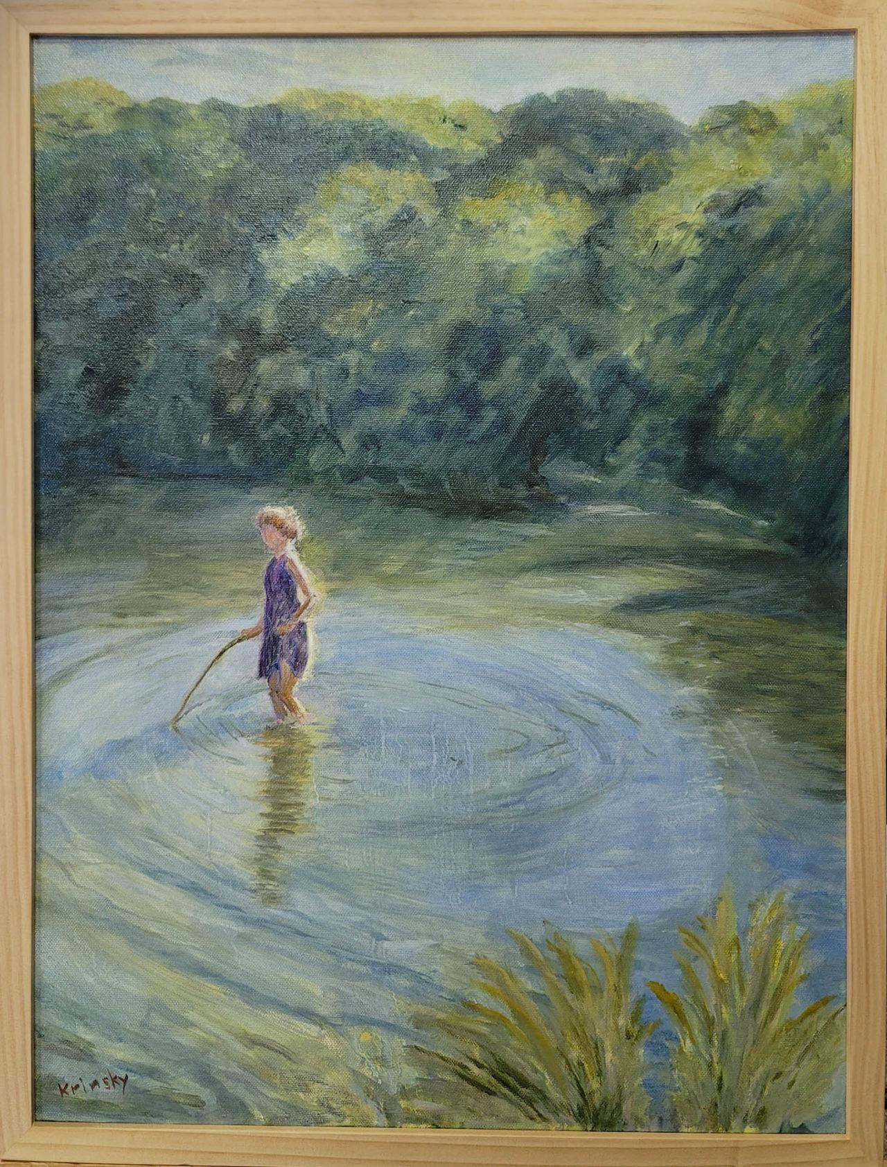 Mt. Nebo Pond - Maureen Krinsky