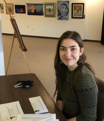 Michaela, Student Intern