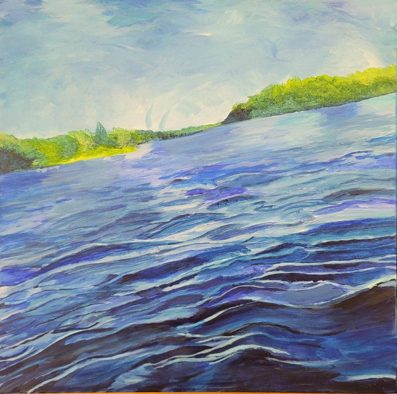 Kayaking - Nancy Marlin Snyder