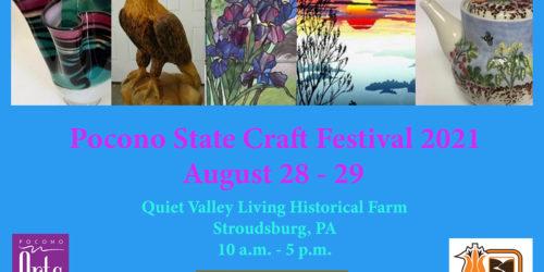 Pocono State Craft Festival 2021