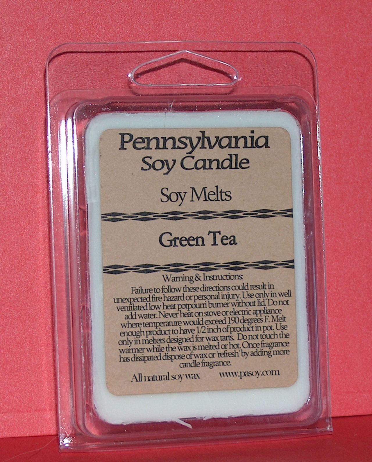 Pennsylvania-Soy-Candle-Soy-Wax-Melt