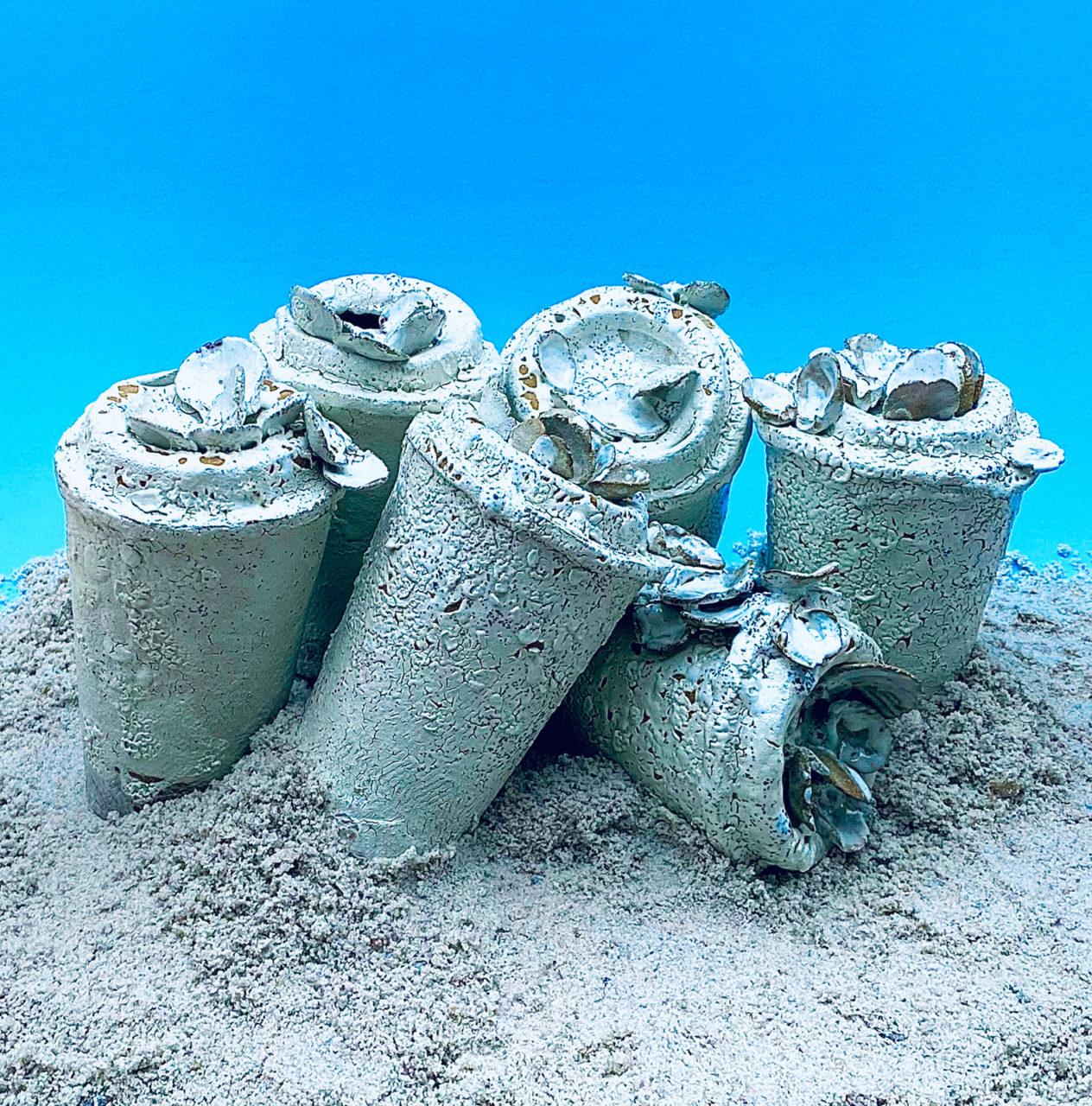 Anthropocene Vessels - Stephen J. Washington
