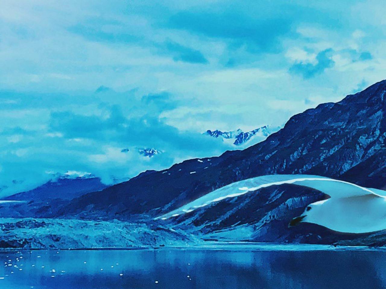 Wings Over Alaska Waters - Sharon Laverdure