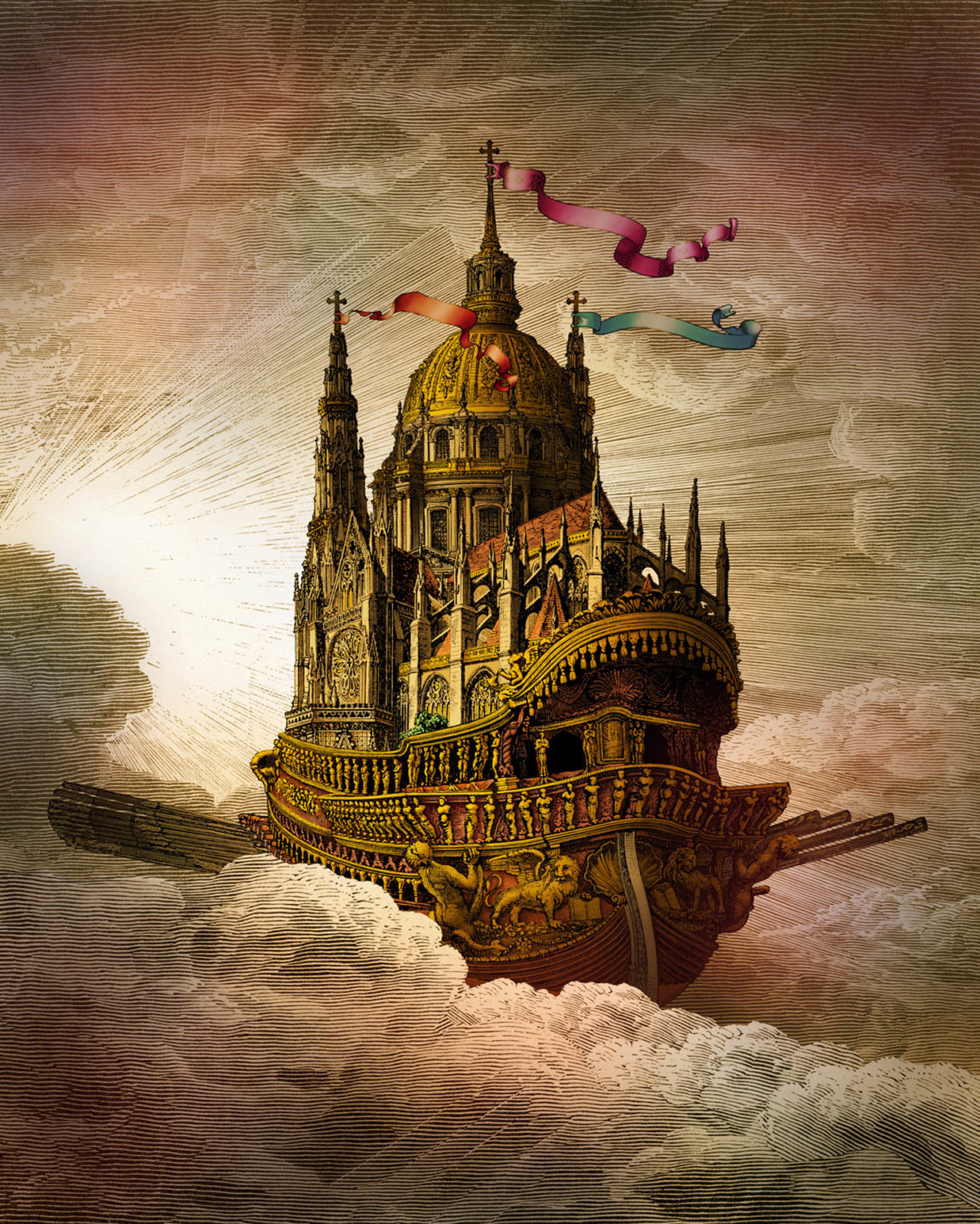 Ship of Glory - Stephen Barnwell