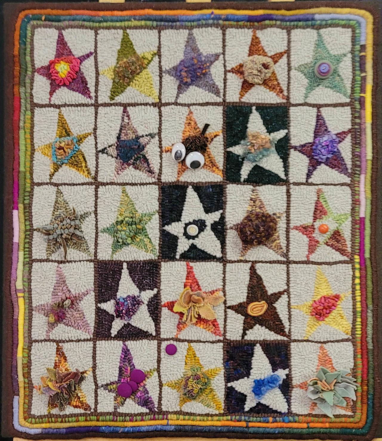 Pick a Star Sampler - Tracy Granger