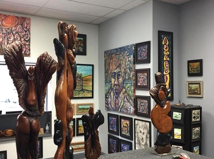 Turrell Art Studios Custom Framing and Art Gallery
