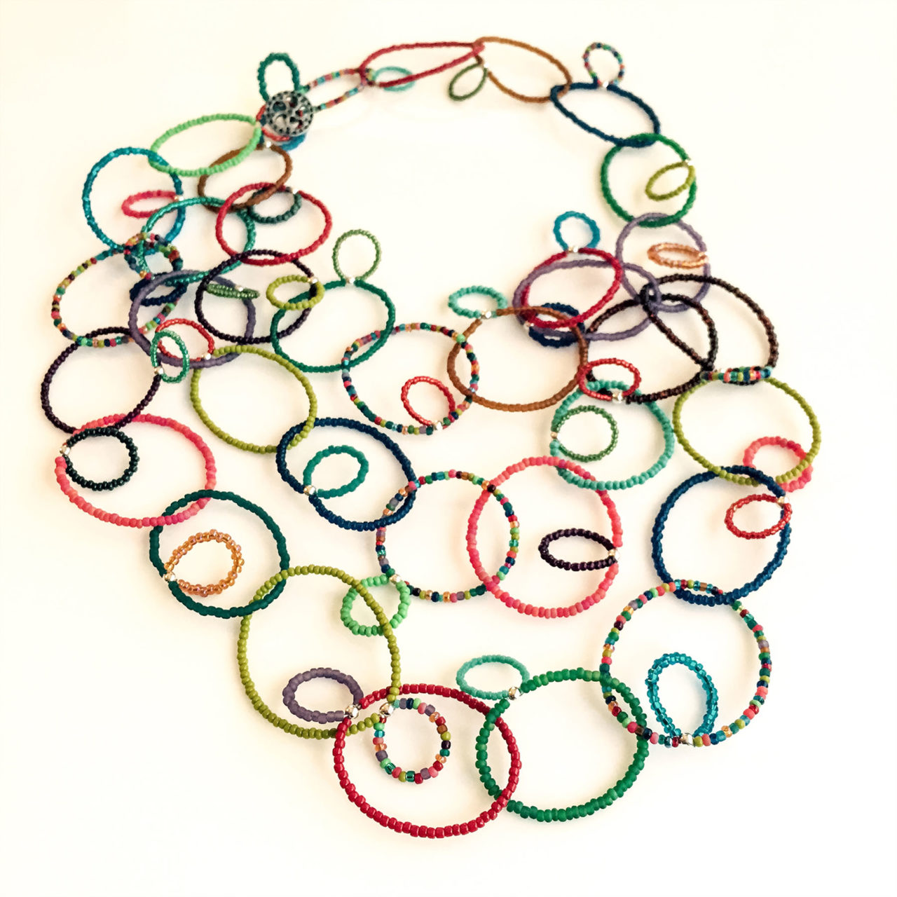 Two-Son-Jewelry-Loops-Necklace