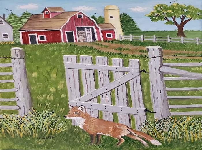 barnandfox7-Judy Walsh